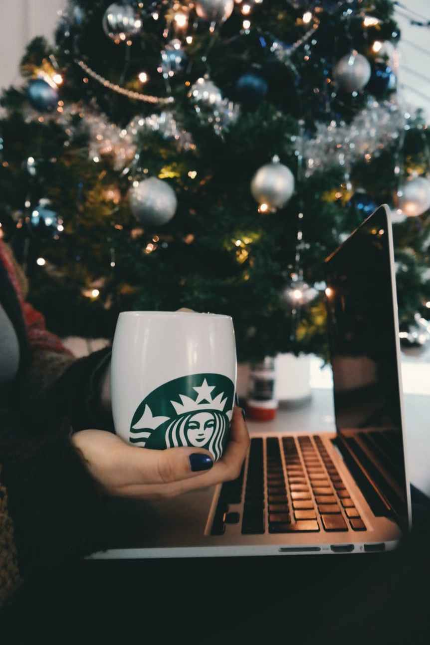 christmas christmas decor christmas tree coffee